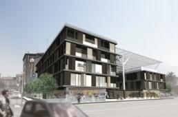 Edificio Bioclimatico Viareggio