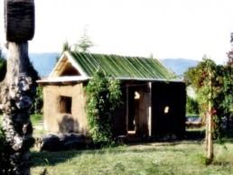 casa di paglia