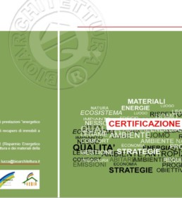 Certificazione energetico ambientale
