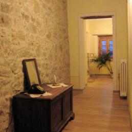 corridoio pietra