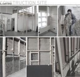 Studio Architettura AXS, paglia e argilla