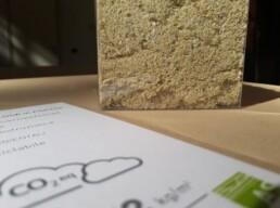 Materiali edili e CO2