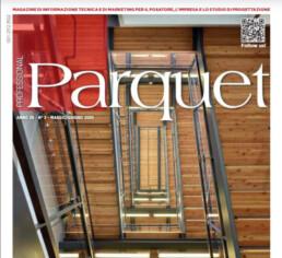Copertina Professional Parquet coworking ex magazzino